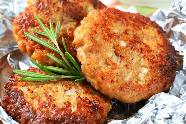 10 возможных рецептов вегетарианских котлет