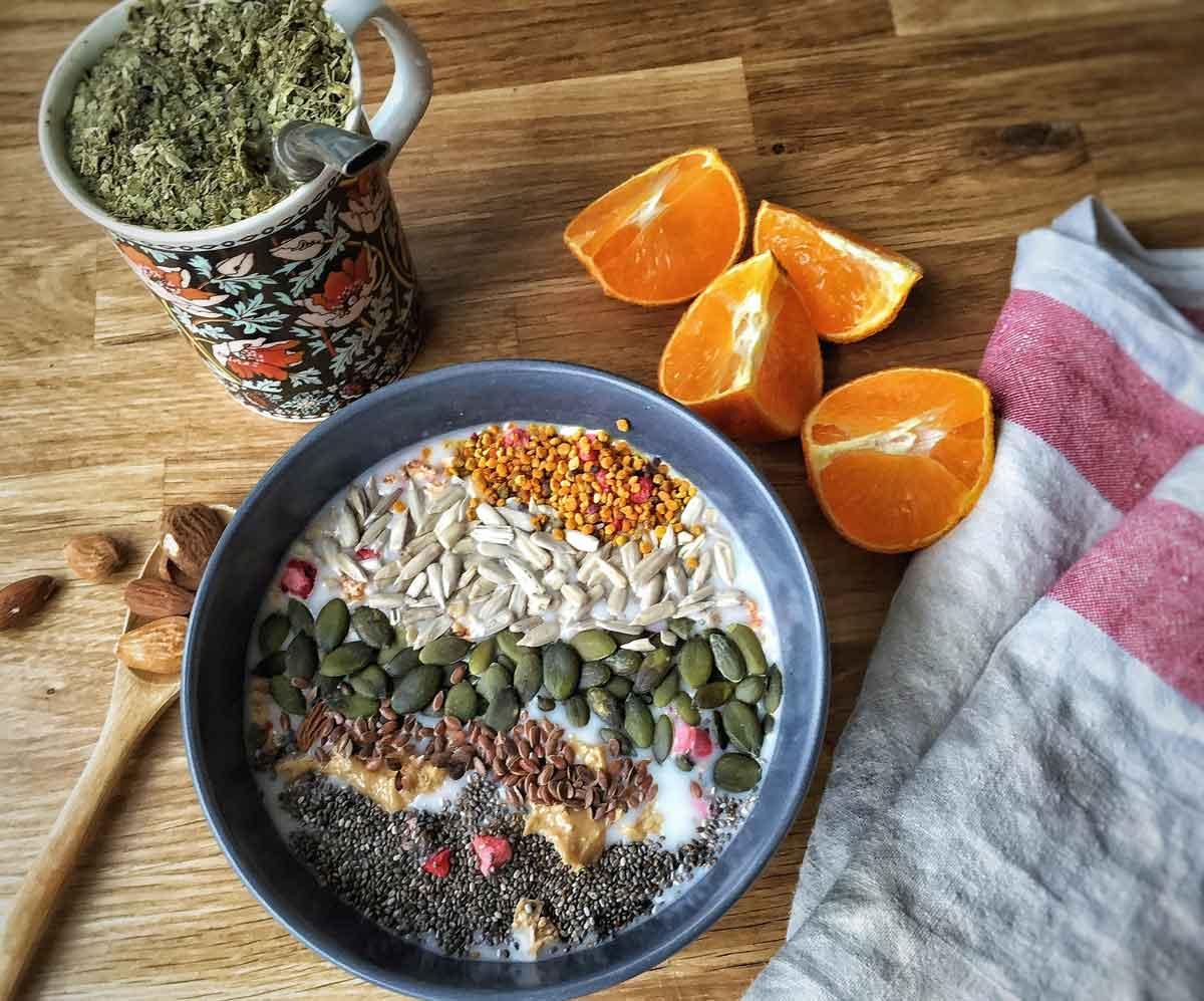 Как перейти на Лакто ово вегетарианство и оставить питание при этом сбалансированным