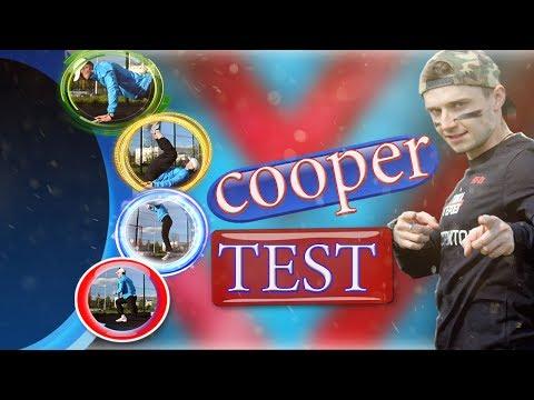 Подробная методика использования теста Купера на 12 минутный бег