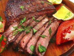 3 добрых рецепта запеченной говядины