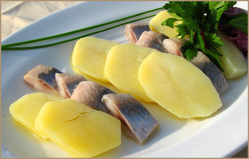 Рецепты сельди с гарниром по всем требованиям качества