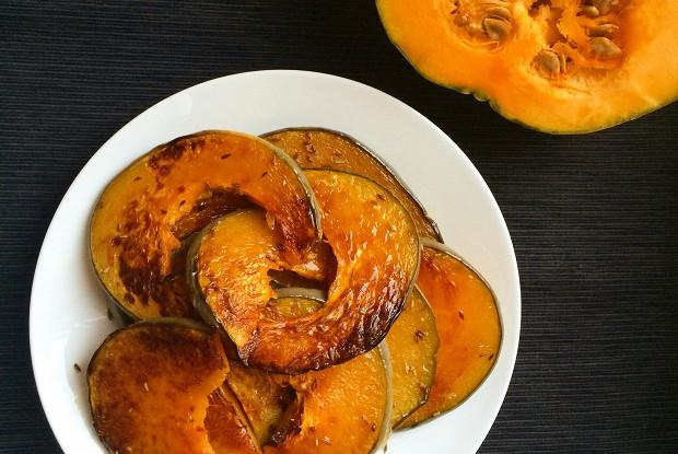 5 способов очень вкусной и полезной жареной тыкве на сковороде