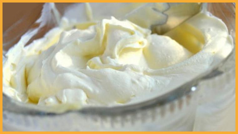 Как сделать сметанно-сливочный крем для торта в домашних условиях