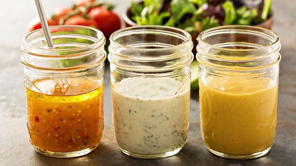 Технология приготовления соуса винегрет по классическим рецептам