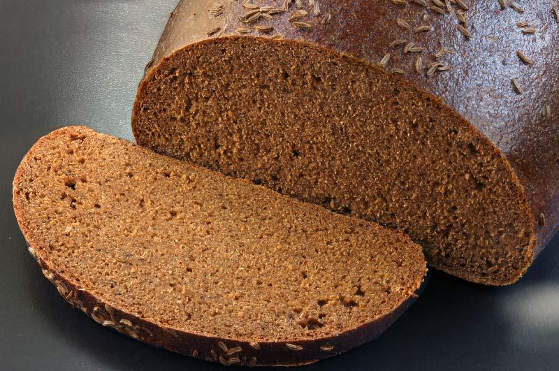 Состав и рецепт приготовления бородинского хлеба