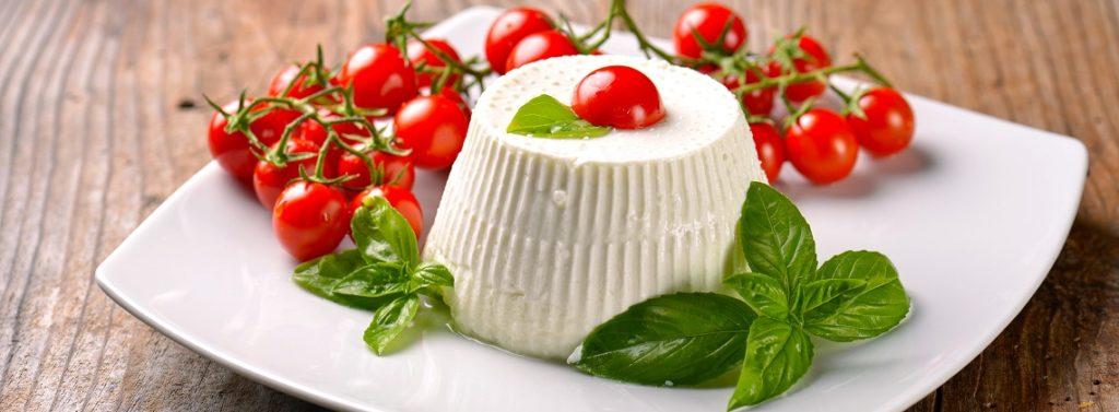 Сыр рикотта - польза, рецепты, применение