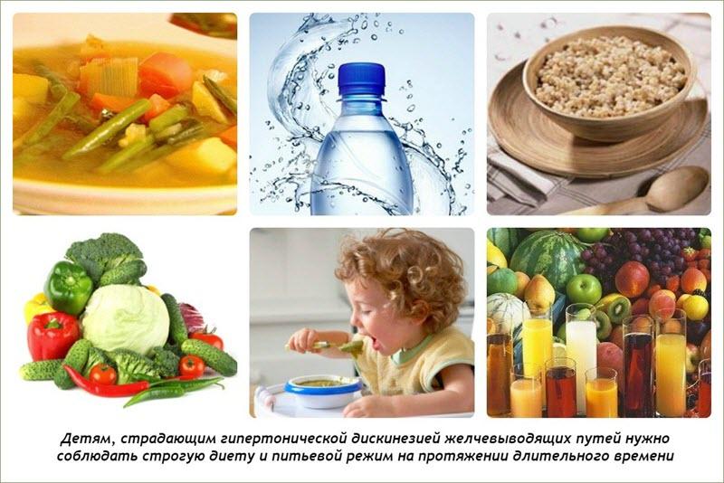 Диета при дискинезии - правила питания, меню на неделю