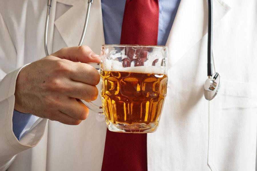 Польза и состав различных сортов пива для мужчин