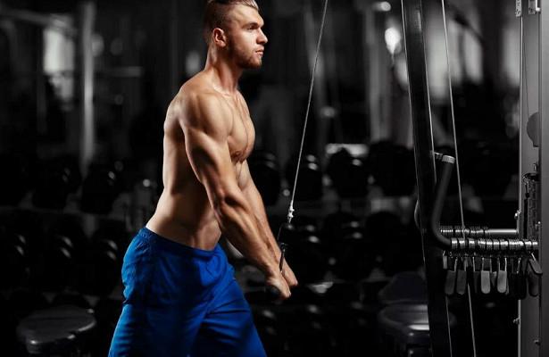 Программа упражнений для мужчин