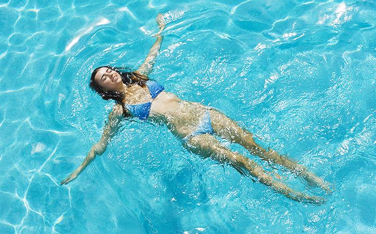 Польза плавания для здоровья