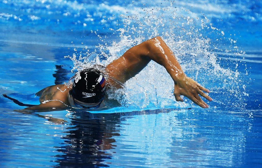 Спортивные стили плавания и виды соревнований