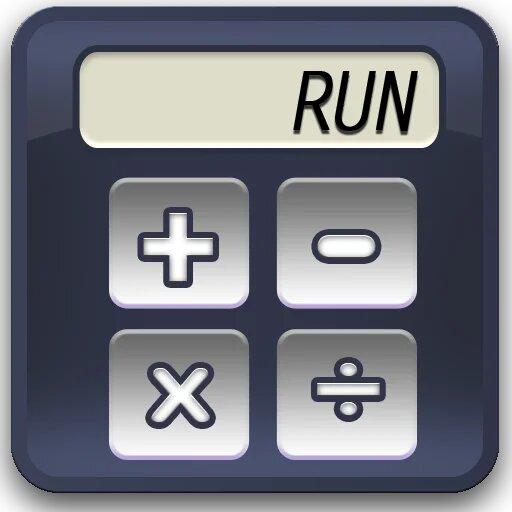 Калькулятор бега