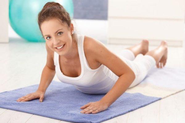 Видео йоги для позвоночника - польза занятий для спины