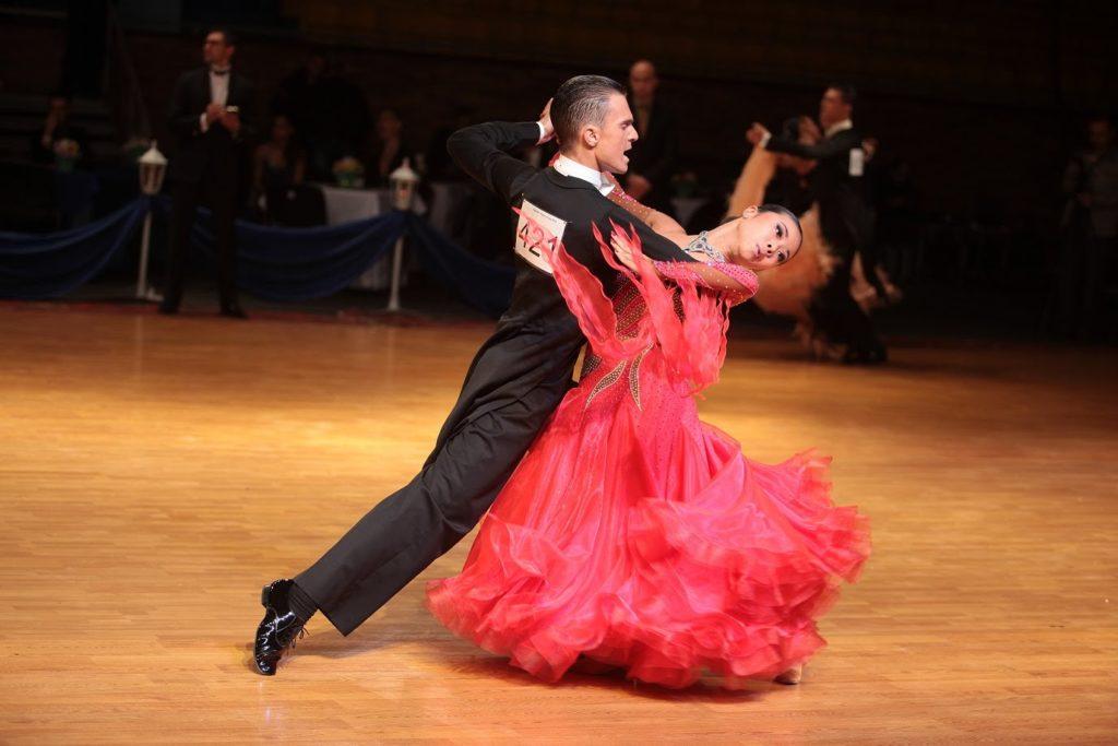 Виды танцев
