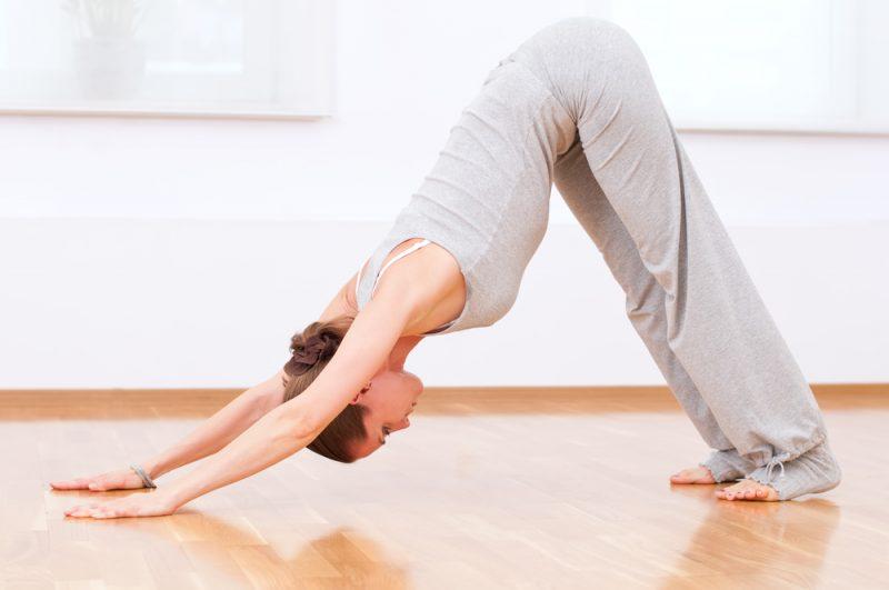 Фото йоги - основные асаны