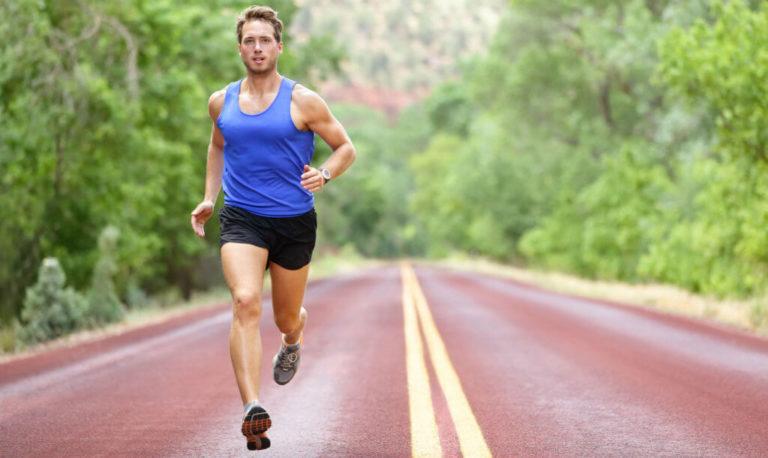 О пользе бега похудение