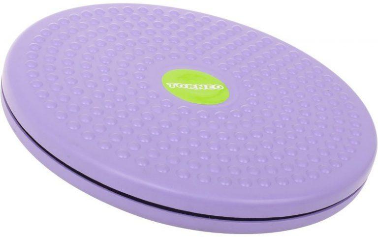 Комплекс упражнений с диском здоровья для всего тела