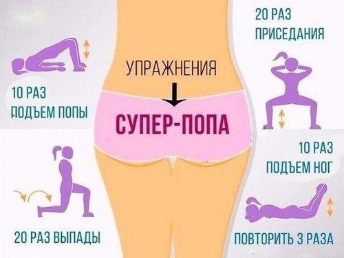 Ляшки Похудение Упражнения. Избавляемся от ляшек: лучшие упражнения и средства для похудения ног