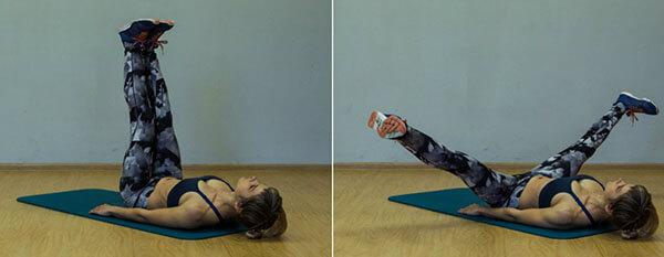 Комплекс упражнений для укрепления внутренних мышц бедра