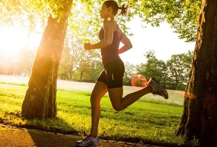 Что лучше есть после бега для восполнения сил после тренировки