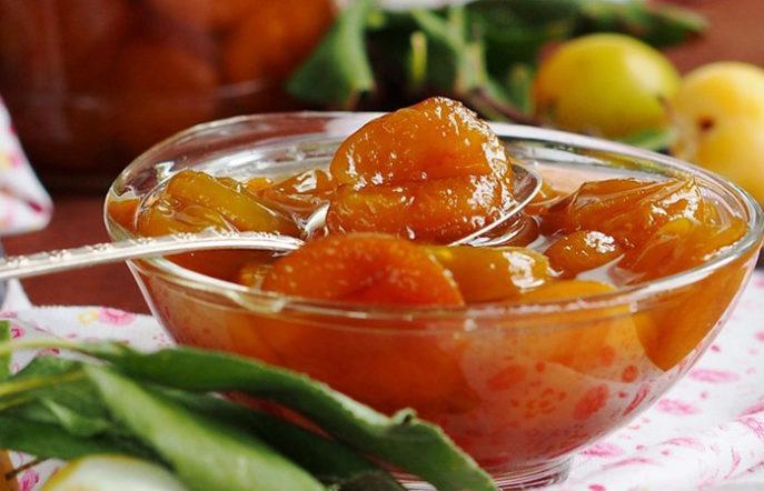 Варенье из слив с пектином или с желатином