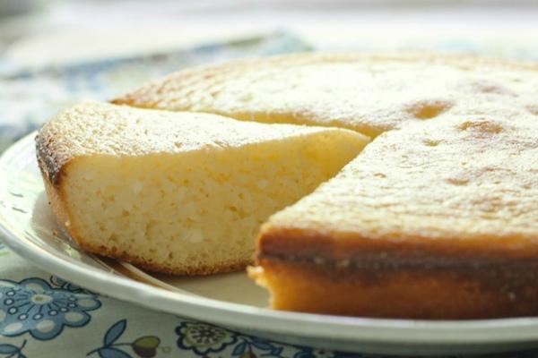 Сладкий манник с бананом к чаю: рецепты пошагово