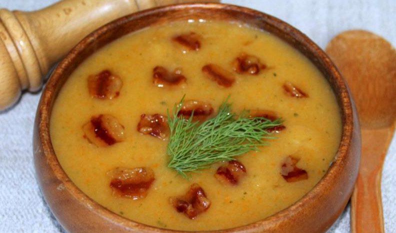 Как приготовить суп пюре из грибов со сливками: рецепты с фото