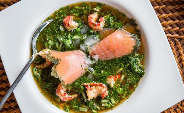 Как приготовить классический суп Ботвинья по пошаговому рецепту