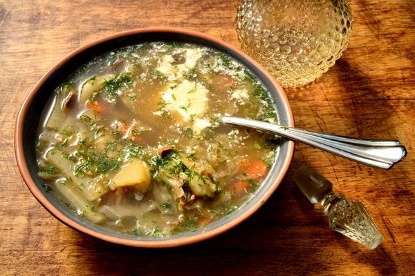 Грибные щи с квашеной капустой: лучшие рецепты приготовления