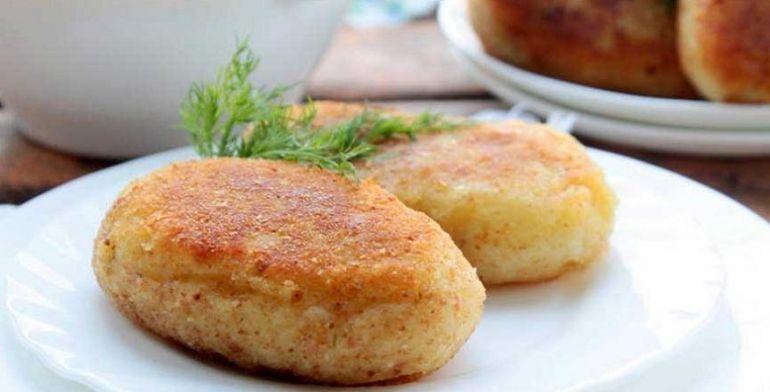Как приготовить котлеты картофельные с фаршем: ТОП рецептов