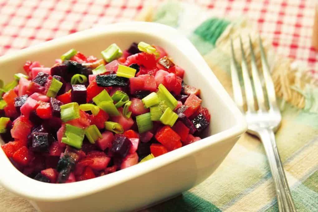 Топ лучших салатов на праздничный стол