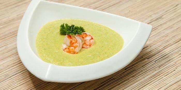 Суп пюре из цветной капусты: лучшие рецепты приготовления