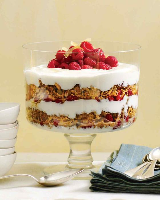 Как приготовить десерт парфе в домашних условиях