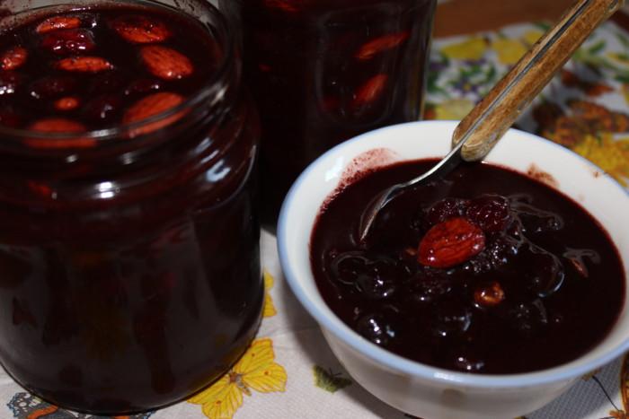 Пошаговые рецепты варенья вишня в шоколаде