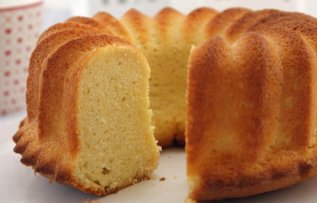 Кекс на сметане: лучшие рецепты с фото пошагово