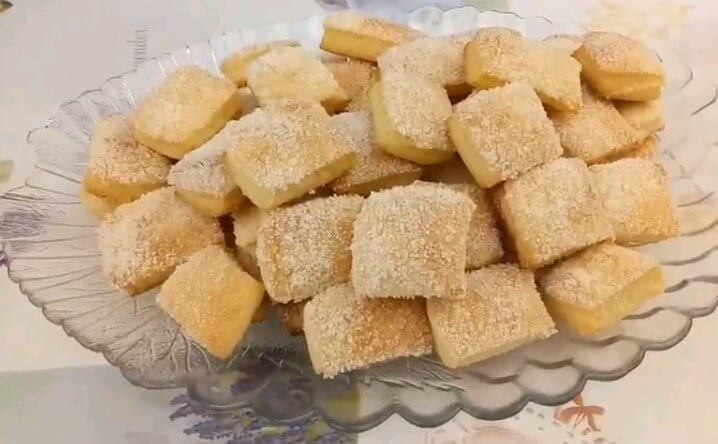 Готовим вкусное сметанное печенье к чаю