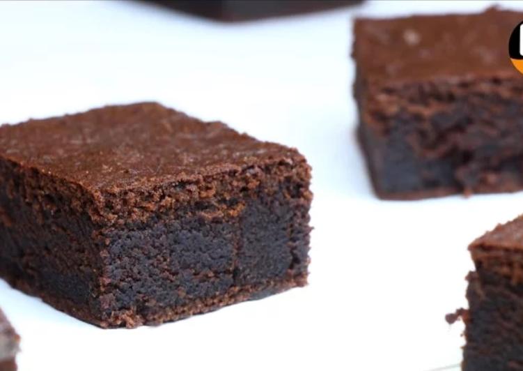 Подборка пошаговых рецептов шоколадного брауни