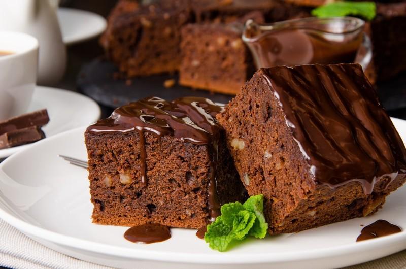 Как приготовить шоколадный брауни с какао