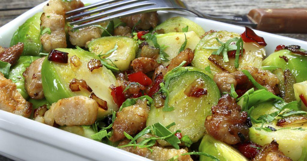 Брюссельская капуста: простые рецепты приготовления в домашних условиях