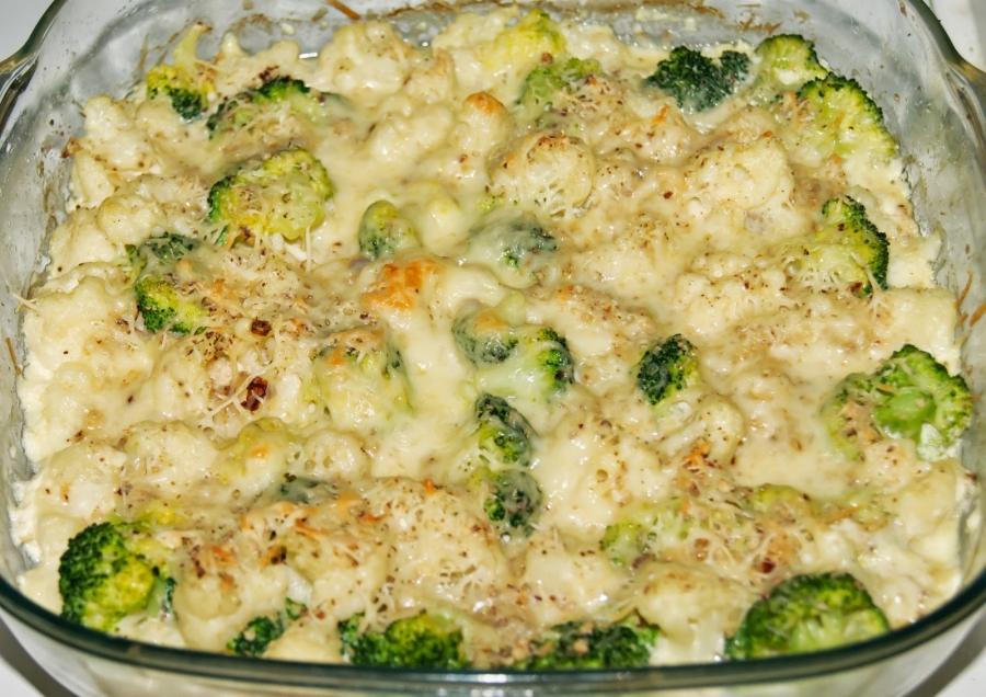 Как вкусно приготовить брокколи и цветную капусту
