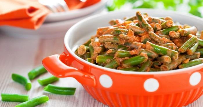 Что приготовить из свежих бобов с огорода: рецепты с фото