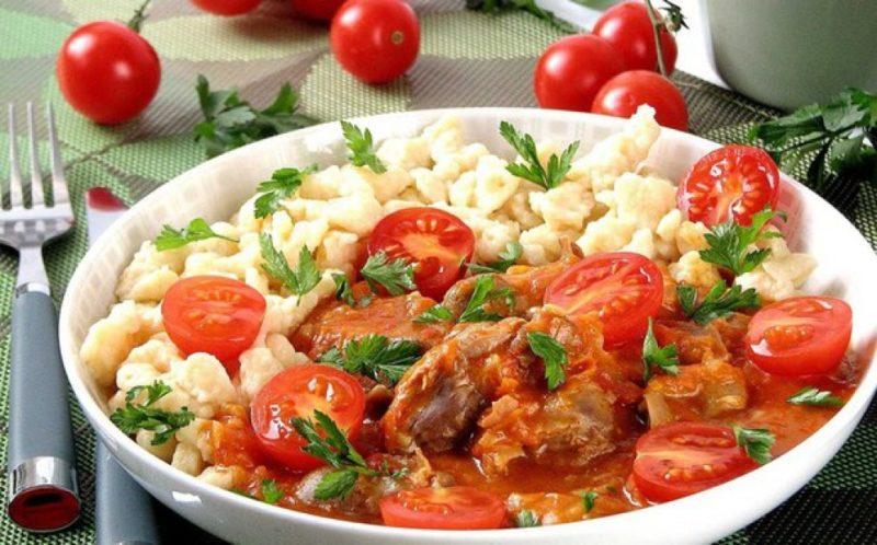 Как приготовить чахохбили из курицы по-грузински