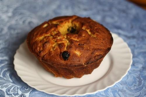 Пошаговые классические рецепты кекса с изюмом