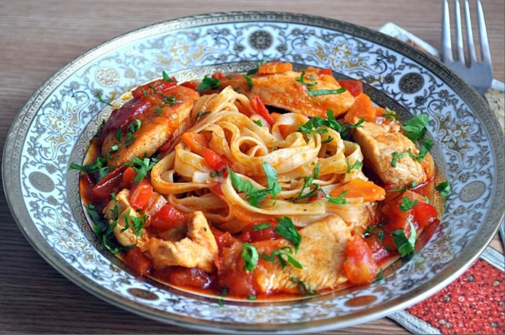Как приготовить вкусный суп из морепродуктов