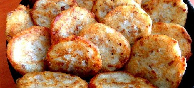 Беляши печеные с мясом в духовке — пошаговые фото рецепты