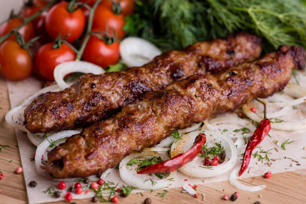 Как приготовить люля кебаб дома в духовке