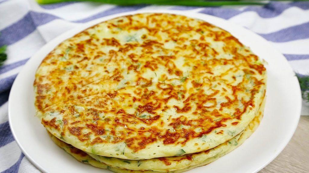 Готовим ленивые хачапури на сковороде: быстрые рецепты