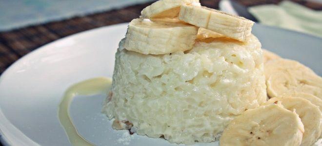 Как приготовить вкусный рисовый пудинг: рецепты с фото