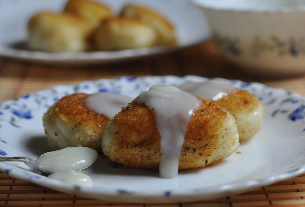Рецепт приготовления вкусных манных биточков как в детском саду