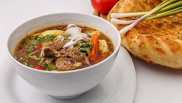 Как вкусно приготовить суп шурпа из баранины